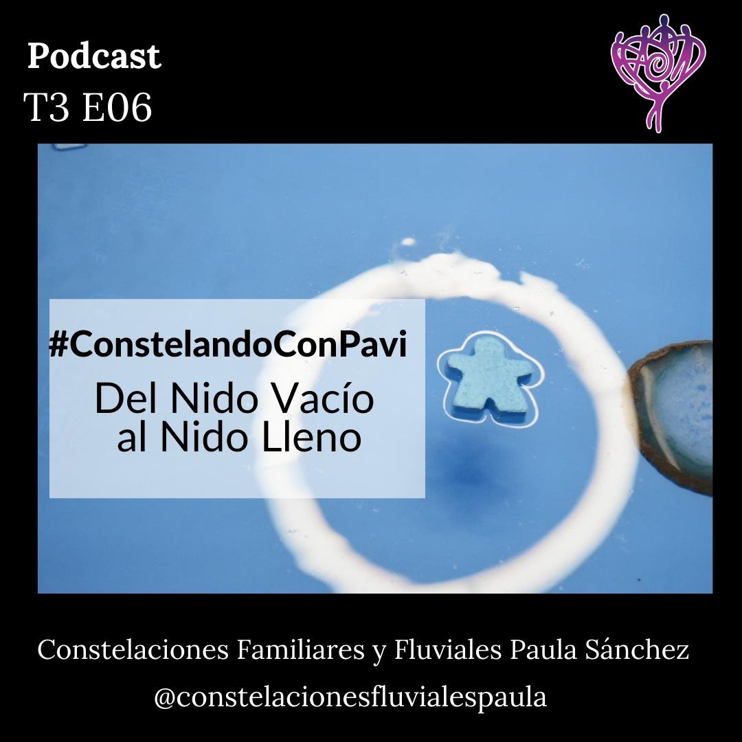 Defrag.mx Podcast Constelando Pavi Nido Vacio