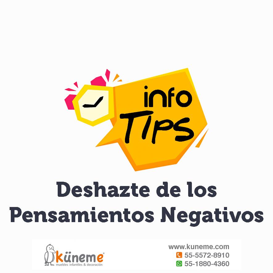 Defrag.mx Podcast Kuneme InfoTips Eliminar Pensamientos Negativos