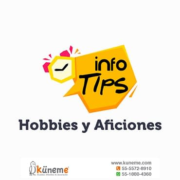 Defrag.mx Podcast Kuneme InfoTips Hobbies Aficiones