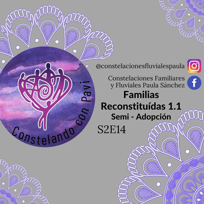 Defrag.mx Podcast Constelando Pavi Familias Reconstituidas Cover