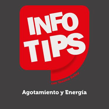 Defrag.mx Podcast InfoTips Agotamiento Cansancio Energia