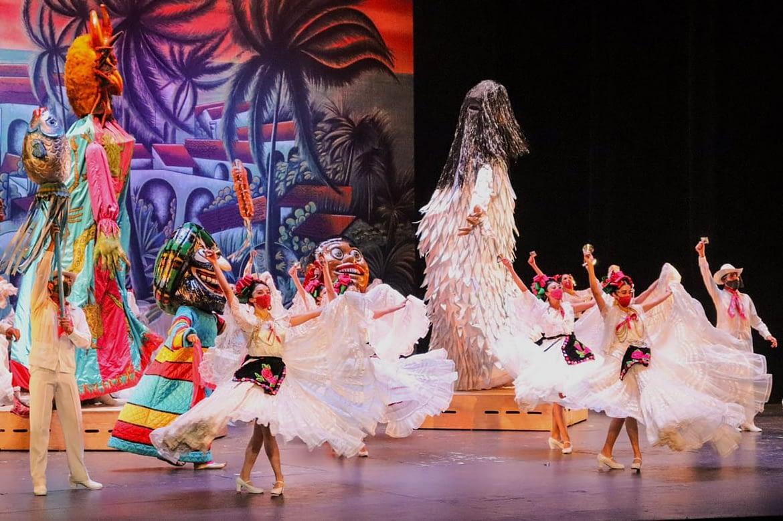 Defrag.mx Podcast Espacio CULT Ballet Folklorico de Mexico